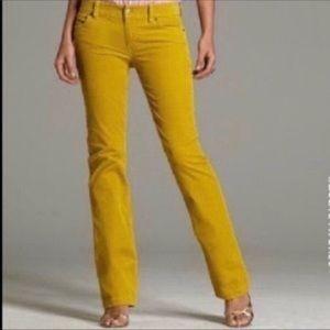J. Crew Straight & Narrow Cord Pants